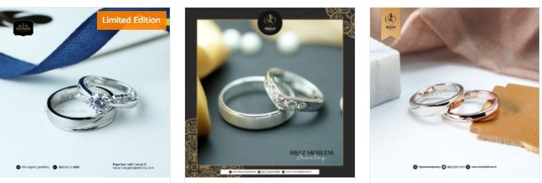 cicin pernikahan emas magelang